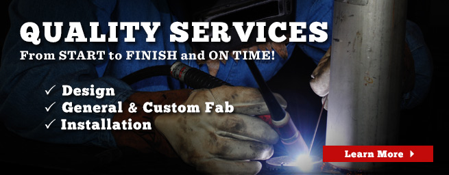 Metal Fabrication Services : On Time Fab - Owensboro, Kentucky
